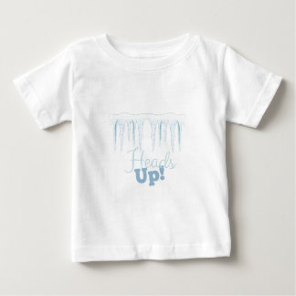 Heads Up Baby T-Shirt