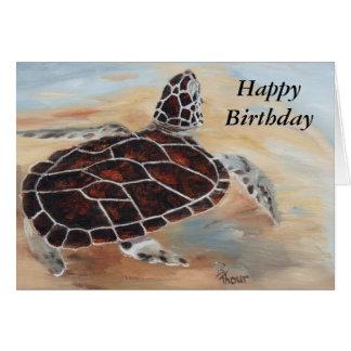Head's Up Birthday Card