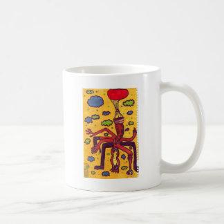 Heads up! coffee mug
