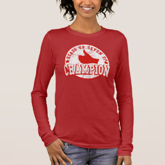 Heads up Seven Up Champion Long Sleeve T-Shirt