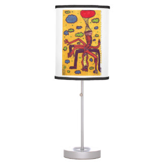 Heads up! table lamp