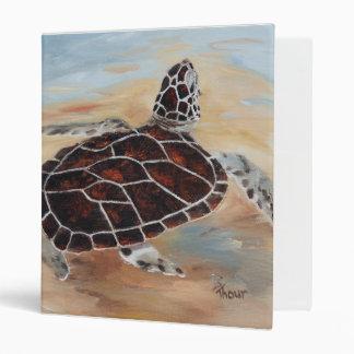 Head's Up Turtle Binder