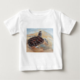Head's Up Turtle Infant Tshirt