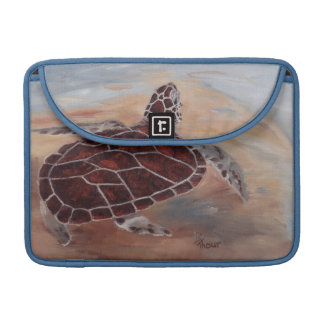heads up turtle sleeve for MacBooks