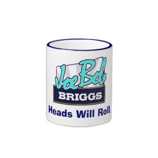 Heads Will Roll mug