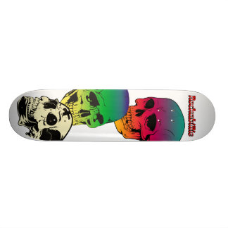Heads will Roll Skate Deck