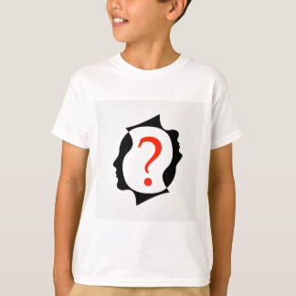heads with a question mark T-Shirt