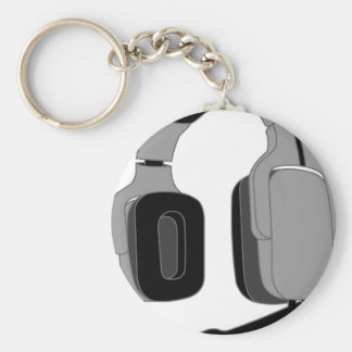 Headset Key Chains