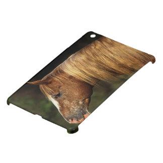 Headshot 1 del caballo del Appaloosa iPad Mini Coberturas
