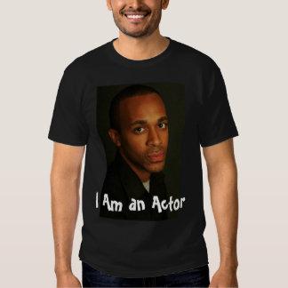 headshot, I Am an Actor T-Shirt