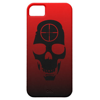 Headshot iPhone 5 Covers