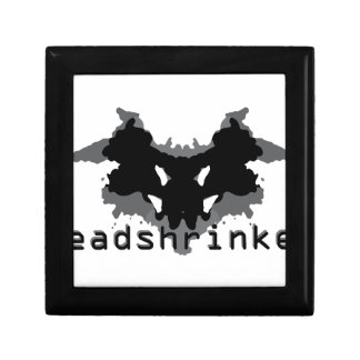 Headshrinker Keepsake Box