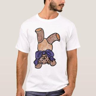 Headstand Bear T-Shirt