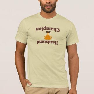 Headstand Champion T-Shirt