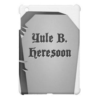 Headstone Humor Cover For The iPad Mini