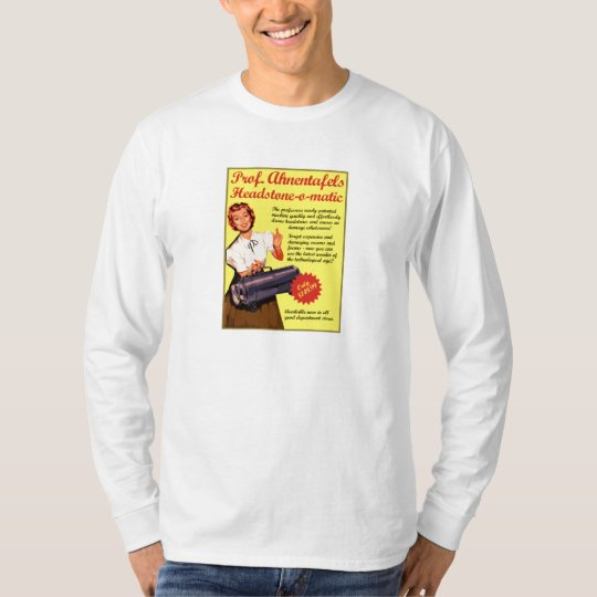 Headstone-o-matic T-Shirt