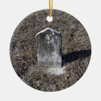 Headstone Ornament