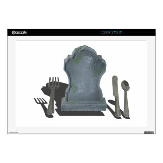 HeadstoneAndSilverware070315.png Laptop Skins
