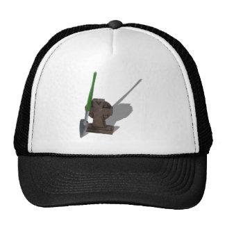HeadstoneShovel091210 Trucker Hat
