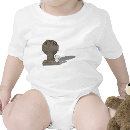 HeadstoneSkull092610 Trajes De Bebé