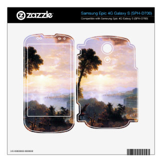 Headway by Asher Brown Durand Decals For Samsung Epic