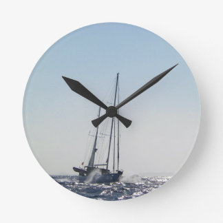 Headwind And Sun Clock
