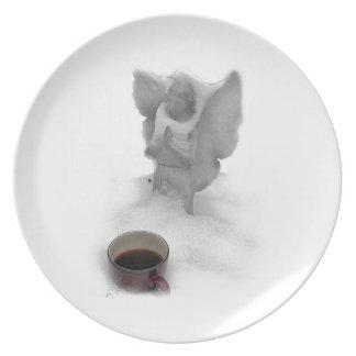 Heaevnly Coffee Plate
