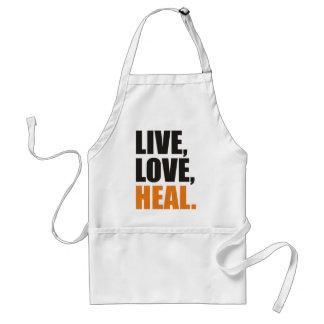 heal adult apron