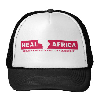 HEAL Africa Hat