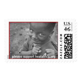 heal africa stamps