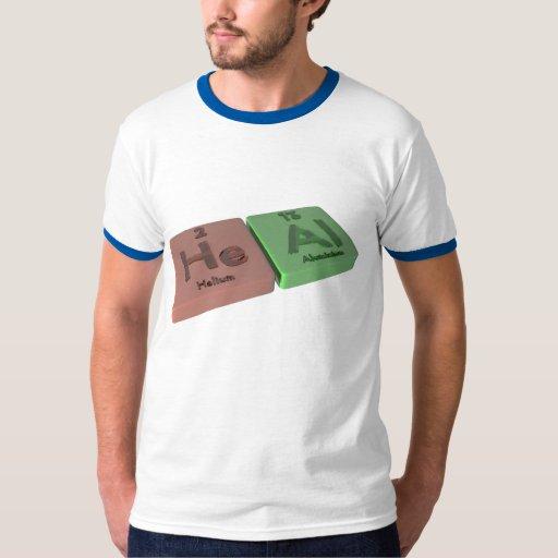 Heal as He Helium and Al Aluminium T-Shirt