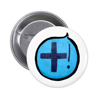 Heal Me! Pinback Button