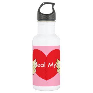 Heal my heart water bottle