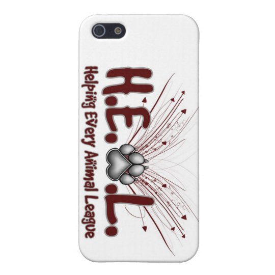 Heal Rescue iPhone Case *white*