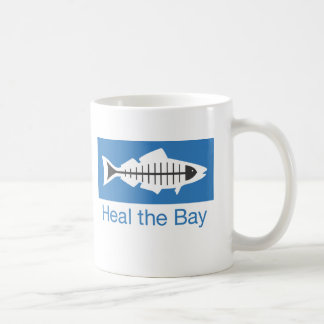 Heal the Bay Basic Logo Mug