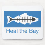 Heal the Bay Swag Mousepad