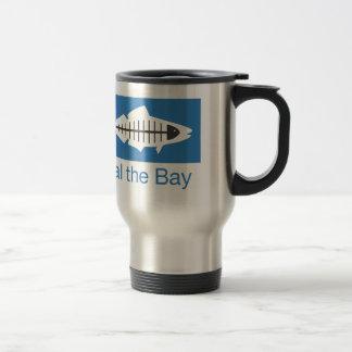 Heal the Bay Swag Travel Mug