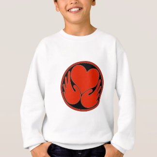 Heal The Harm logo products Sweatshirt