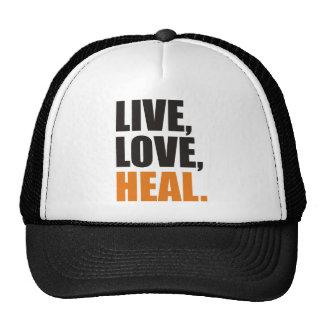 heal trucker hat