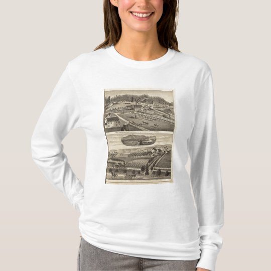 Heald & Guerne with Residence of CA Bodwell T-Shirt