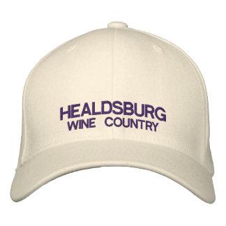 Healdsburg Wine Country Custom Hat