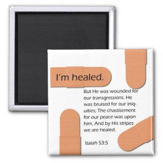 healed magnet