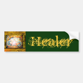 Healer, Healing Hands Bumper Sticker