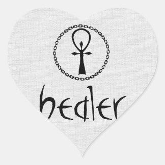 Healer Sticker