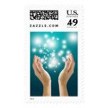 healers hands stamps