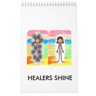 Healers Shine Calendar