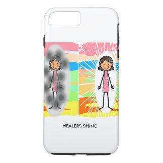 """""""HEALERS SHINE"""" iPhone 7 Plus, Tough iPhone 7 Plus Case"""