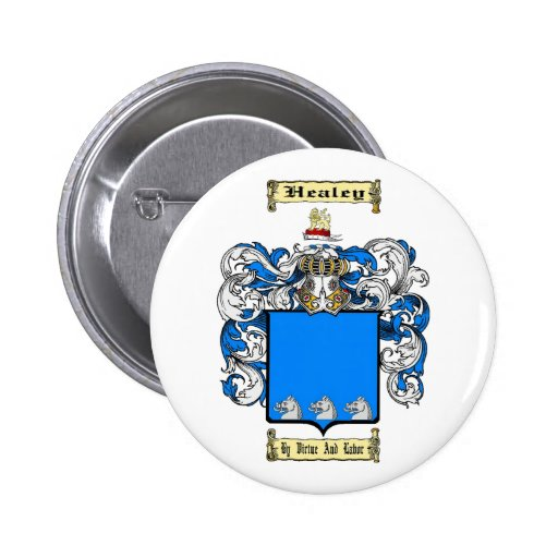 Healey Pinback Buttons