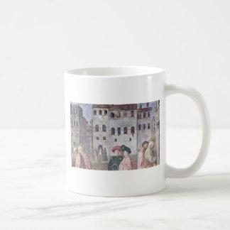 Healing A Lame Man And The Resurrection Of Tabitha Coffee Mugs
