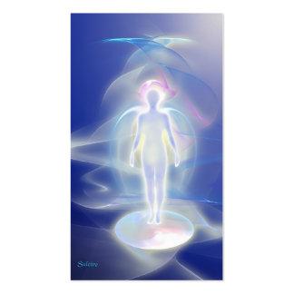 Healing Angel Business Card Templates
